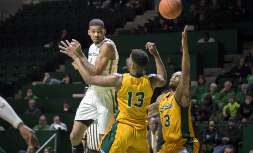 Men's basketball tops Southeastern Louisiana in Keith Frazier's debut