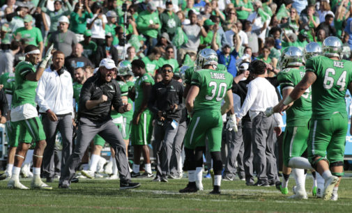 North Texas football releases 2017 schedule