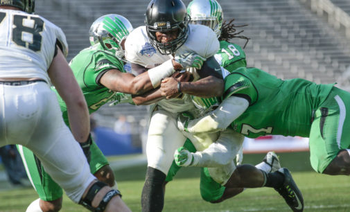 Lackluster defense dooms North Texas in Heart of Dallas Bowl loss to Army