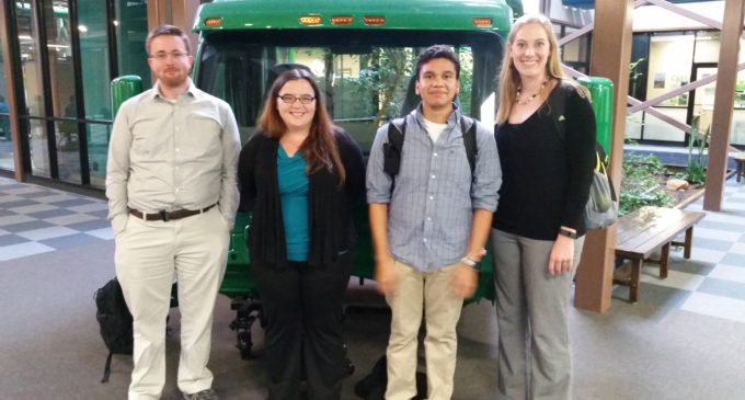 NASA and UNT team partner up to launch full-scale rocket
