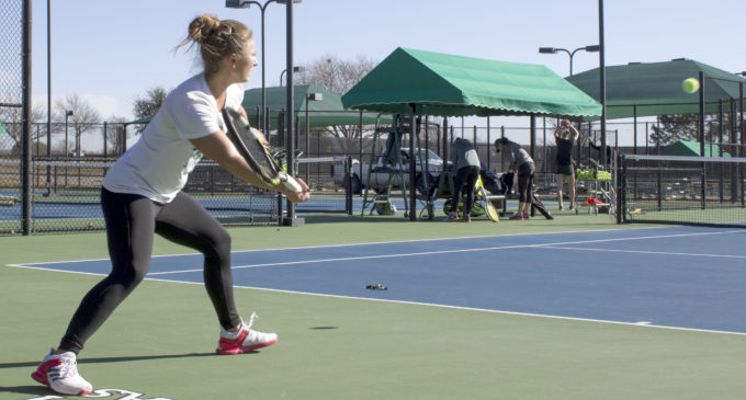 Mean Green tennis facing familiar foes in 2017 with revenge on their mind