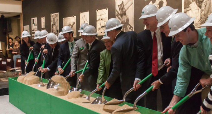 UNT begins work on new visual arts and design building