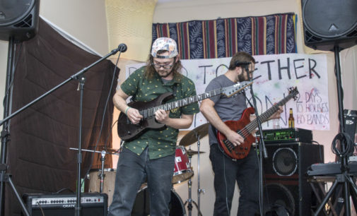 A quick look at Band Together Denton