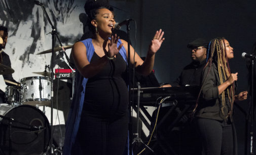 The Dose: Ashleigh Smith jazzes the crowd at Denton Black Film Festival