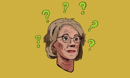 Trump nominated the wrong Secretary of Education