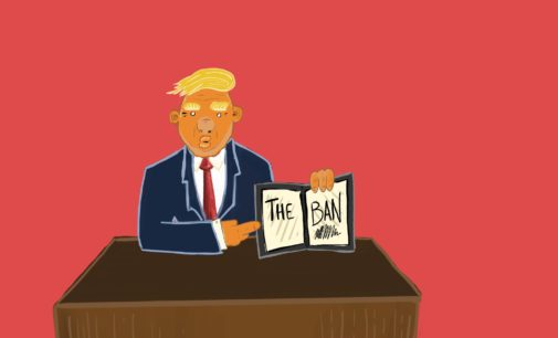 The implications of President Trump's Muslim ban