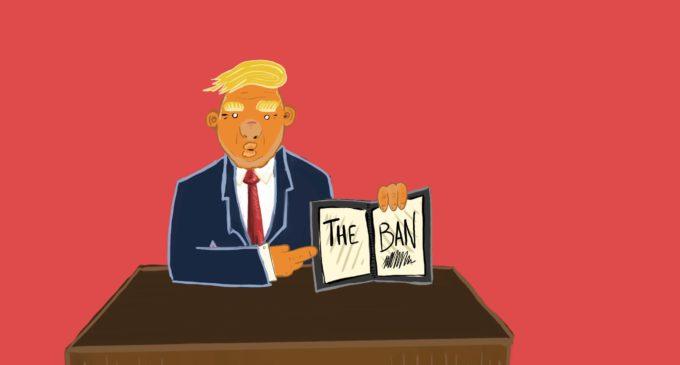 The implications of President Trump's Muslim ban