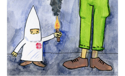 The threat of white supremacy at UNT