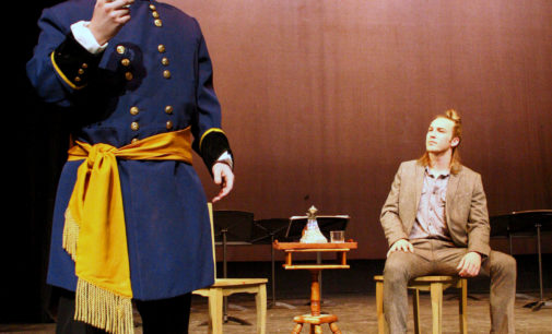 UNT music takes center stage in opera production