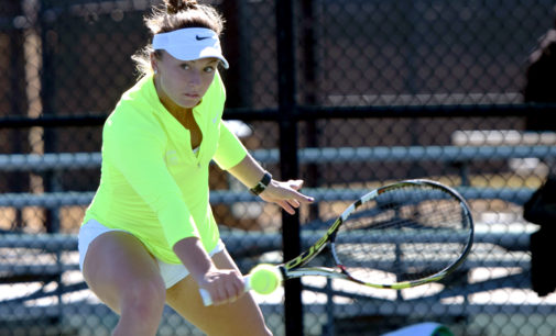 Tennis advances to Conference USA semifinals for second straight year