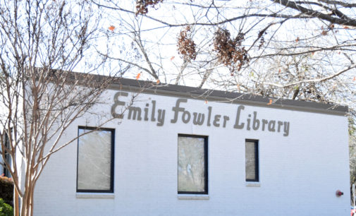 Denton Public Library launches new 2020 plan