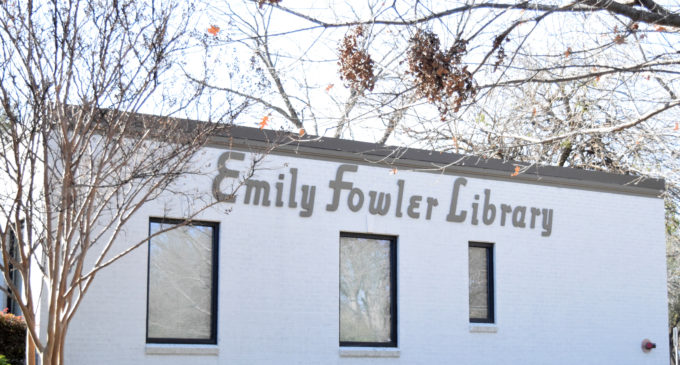 Denton Public Library launches new 2020 plan