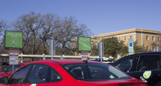 Zipcars come to campus in effort to discourage cars
