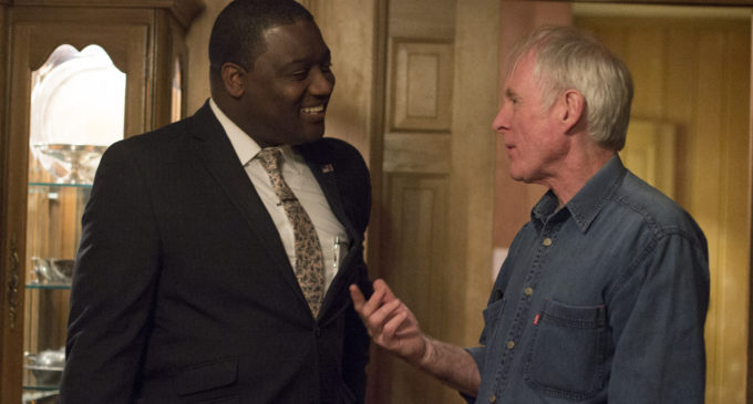 Gerard Hudspeth, son of Willie Hudspeth, vies for city council District 1 seat