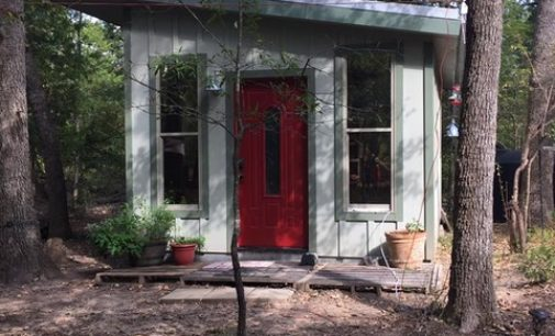 Tiny houses are making their way to Denton