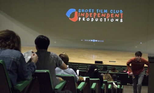 Short Film Club Indie Day showcases student talent