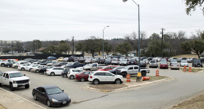 Parking plans show three new lots opening in near future