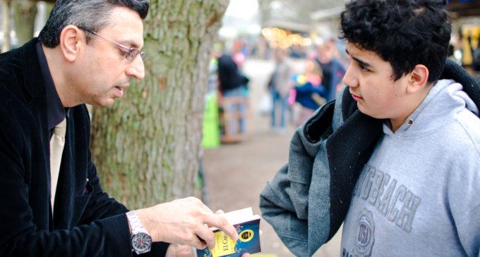 Finding Islam at the flea market