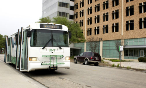 "Director of finance for transportation services says bus routes are ""maxed out"""