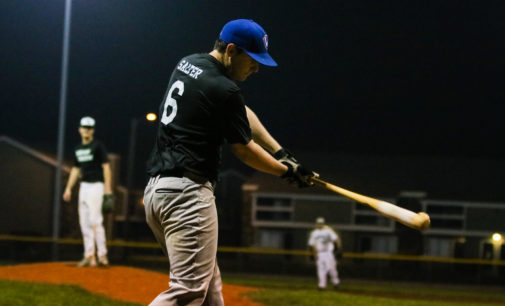 UNT club baseball team fighting pressure to be perfect