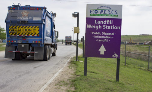 Denton's pollution problem explained by growth, development in the region