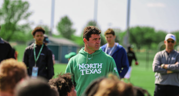 North Texas football looking to build on successful 2016 campaign as spring practice ramps up