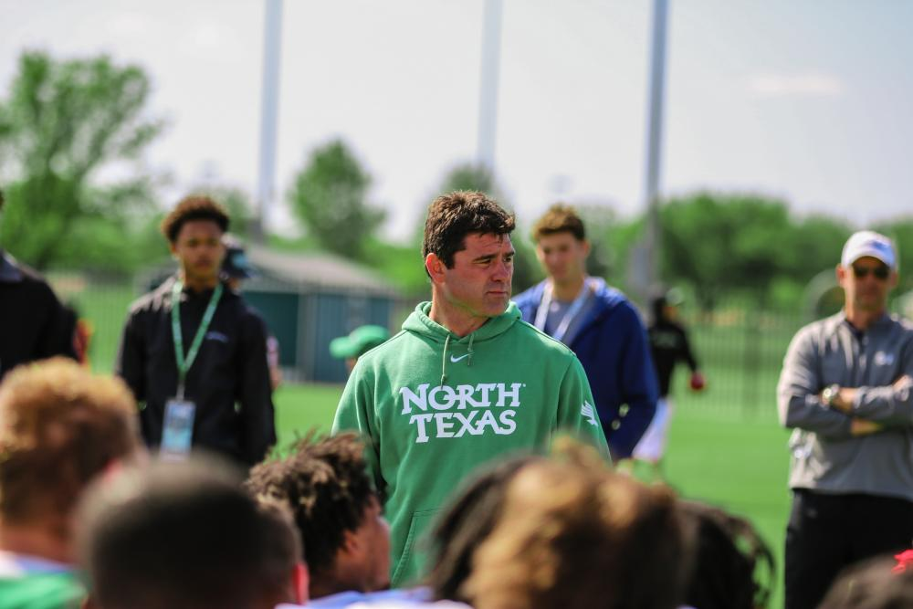 A UNT baseball team excites club players – North Texas Daily: http://ntdaily.com/a-unt-baseball-team-excites-club-players/