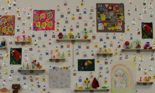 Knick Knack Gallery showcases the individuality of seven artists