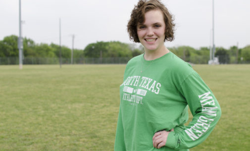 Sophomore Lauren Anderson using rugby as escape from cancer