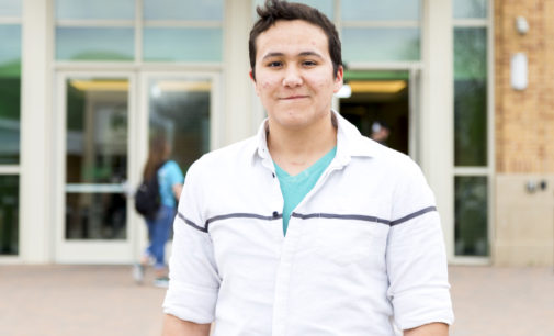 Two-time cancer survivor lives out UNT experience