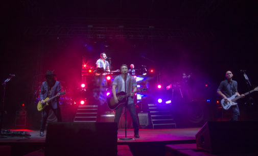 Eli Young Band looks back at time in Denton