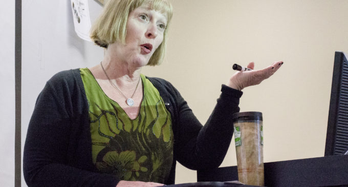 College professor Emily White eyes open city council seat