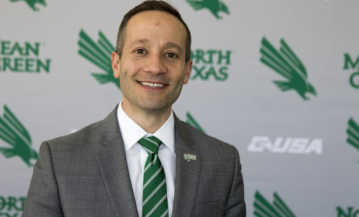North Texas' new head coach Grant McCasland dishes on his Texas roots, style of play and his message to fans