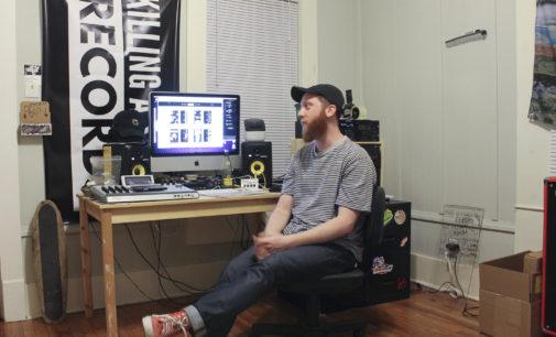 Denton-based record label Killing A Sound arises out of hardcore scene