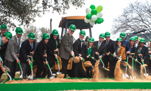 New residence hall, tour center promotes UNT's future growth