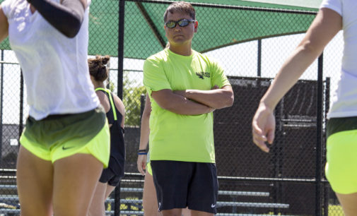 Sujay Lama continues to build legacy after a decade with North Texas tennis