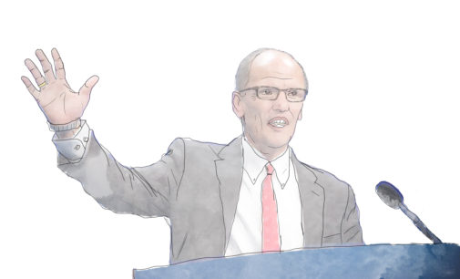 Tom Perez is the leader that Democrats need