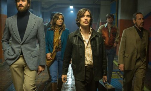 The Dose: 'Free Fire' is 90 minutes of trigger-happy fun