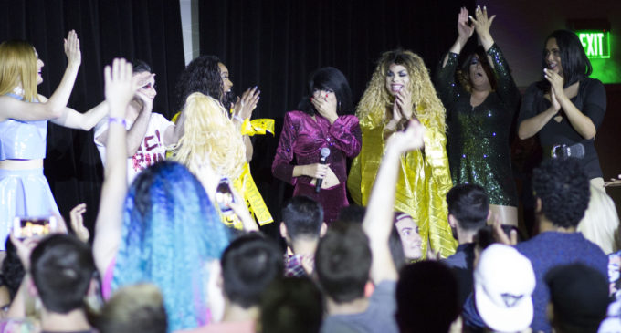 UNT Drag Show inspires audience and performers
