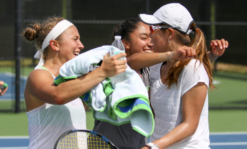 Promising season has Mean Green tennis itching for C-USA title