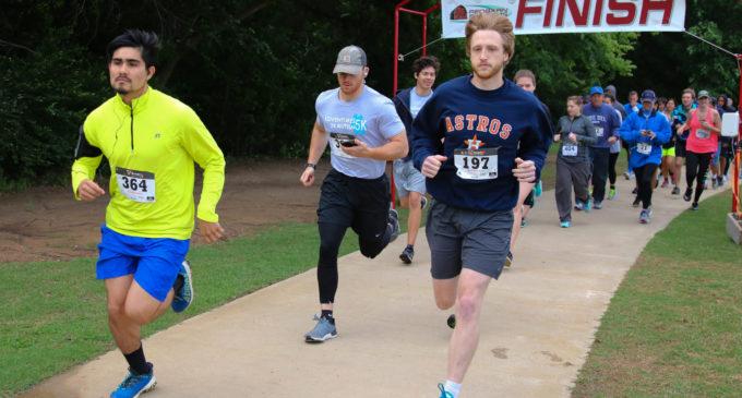 Running on hope