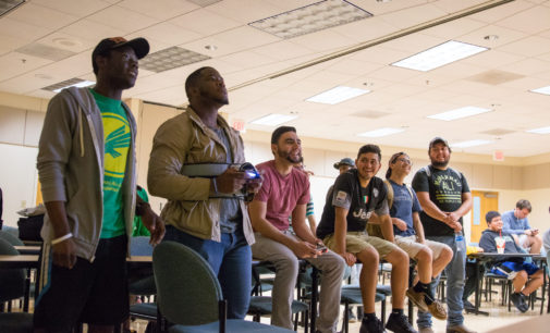 UNT students square off in intramural FIFA tournament