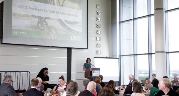 Barbara Jordan Media Awards honors Texas journalists