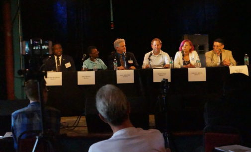 City council candidates discuss transparency, ethics, fracking at forum