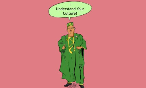 Avoiding cultural appropriation is for the best