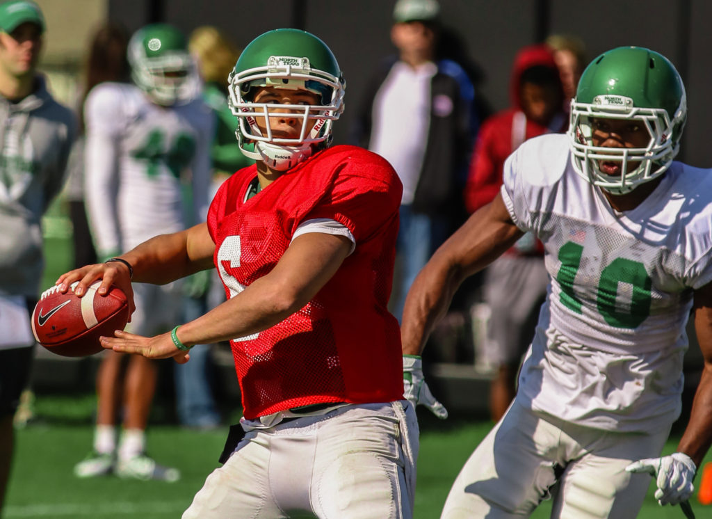 Spring football game promises fundamentals, not fireworks ...