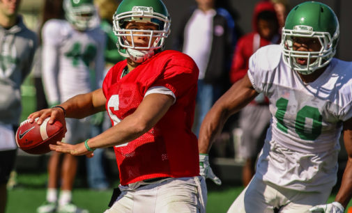Spring football game promises fundamentals, not fireworks on Saturday