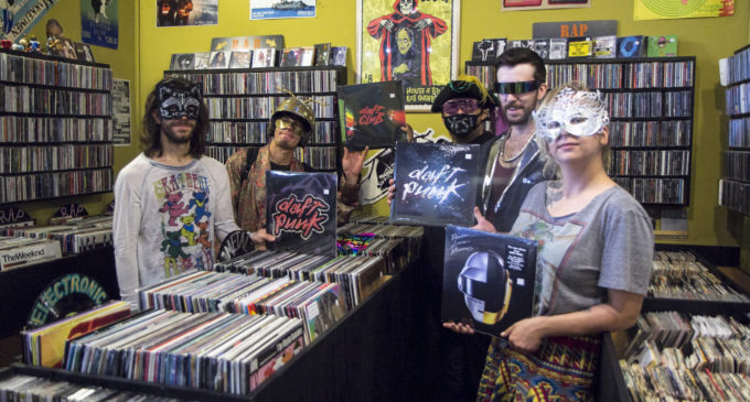 STARPARTY makes a Daft Punk-inspired mark in Denton