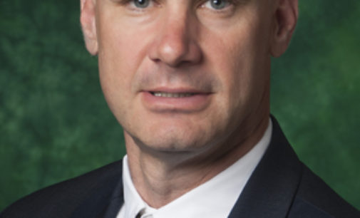 UNT chemistry professor receives royalty check for intellectual work