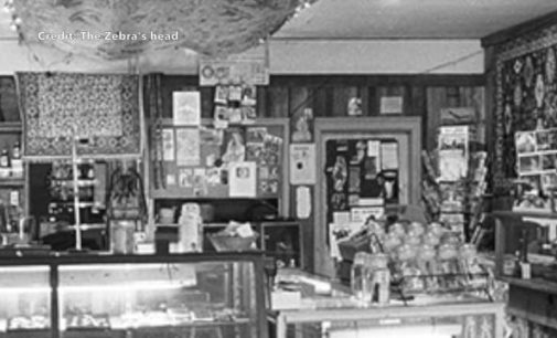 The Zebra's Head: Texas' original headshop